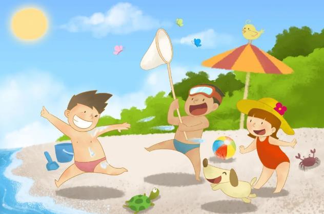 抓住夏天的尾巴,买好泳衣去冲浪!